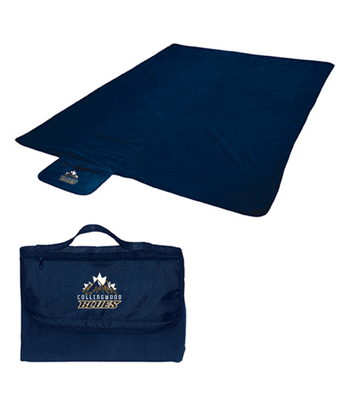Collingwood Blues Team Blanket