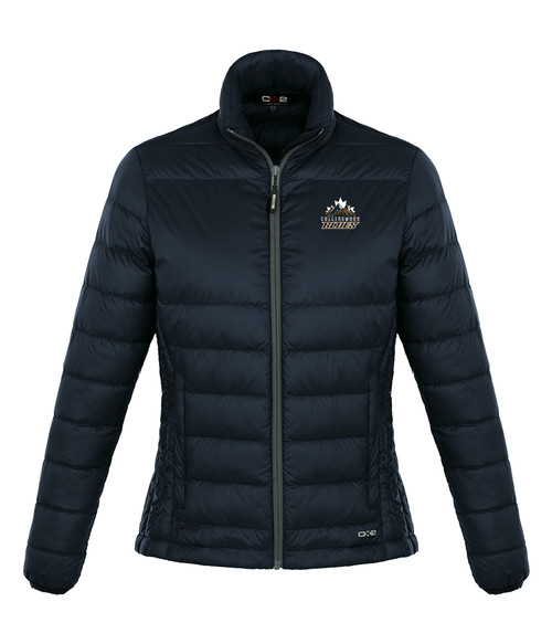 Collingwood Blues Women's Team Quilted Jacket