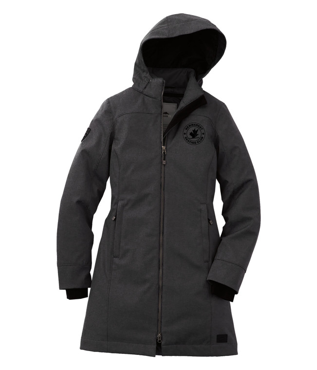 Newmarket Skating Club Womens Insulated Softshell Jacket