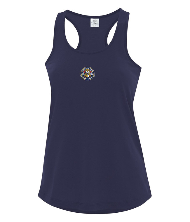 Central York Panthers Women's Blue Tank Top