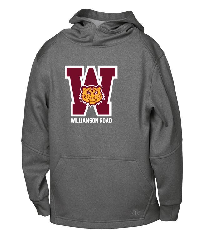 Williamson Wildcats Youth Big W Logo Hoody
