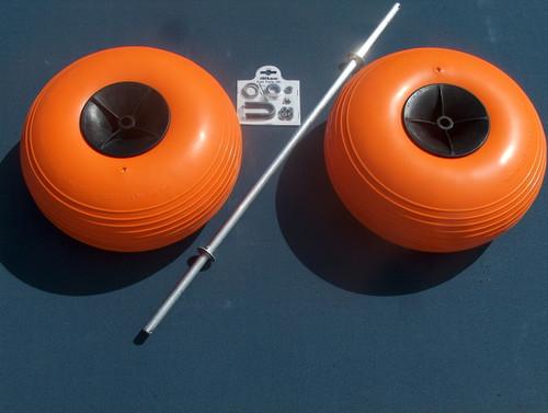 Poly Wheel Kit