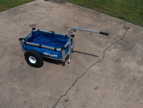 Blue cart liner for Lil Mate