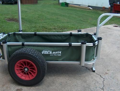 Large Green Cart Liner