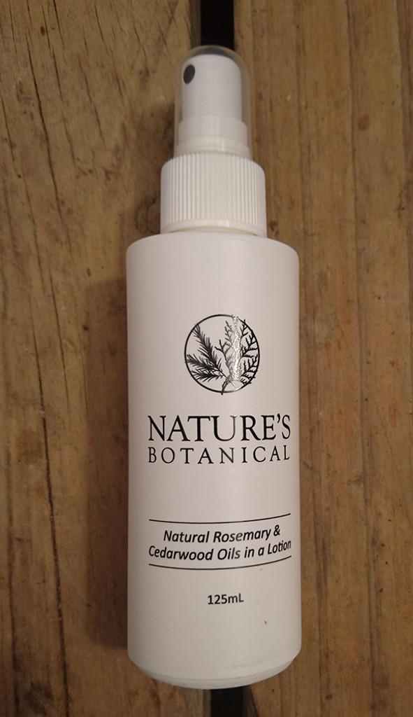 Natures Botanical Spray 125ml