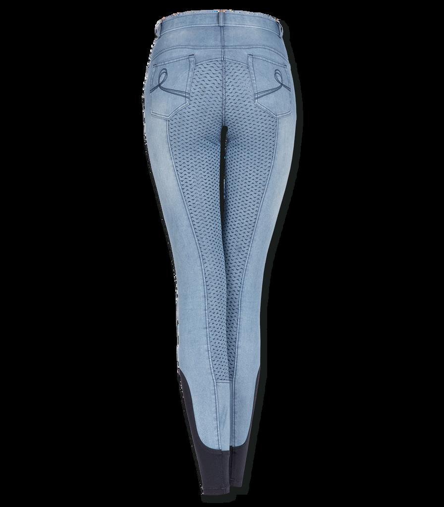 CLEARANCE: ELT Hope Denim Ladies Breeches - Size 46 (18)
