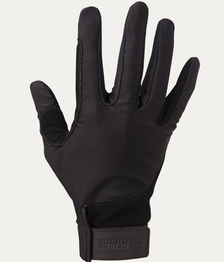 Noble Outfitters Perfect Fit Riding Gloves (Black)