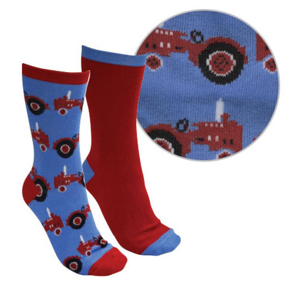 Thomas Cook Farmyard Socks (Kids) - Pack of 2