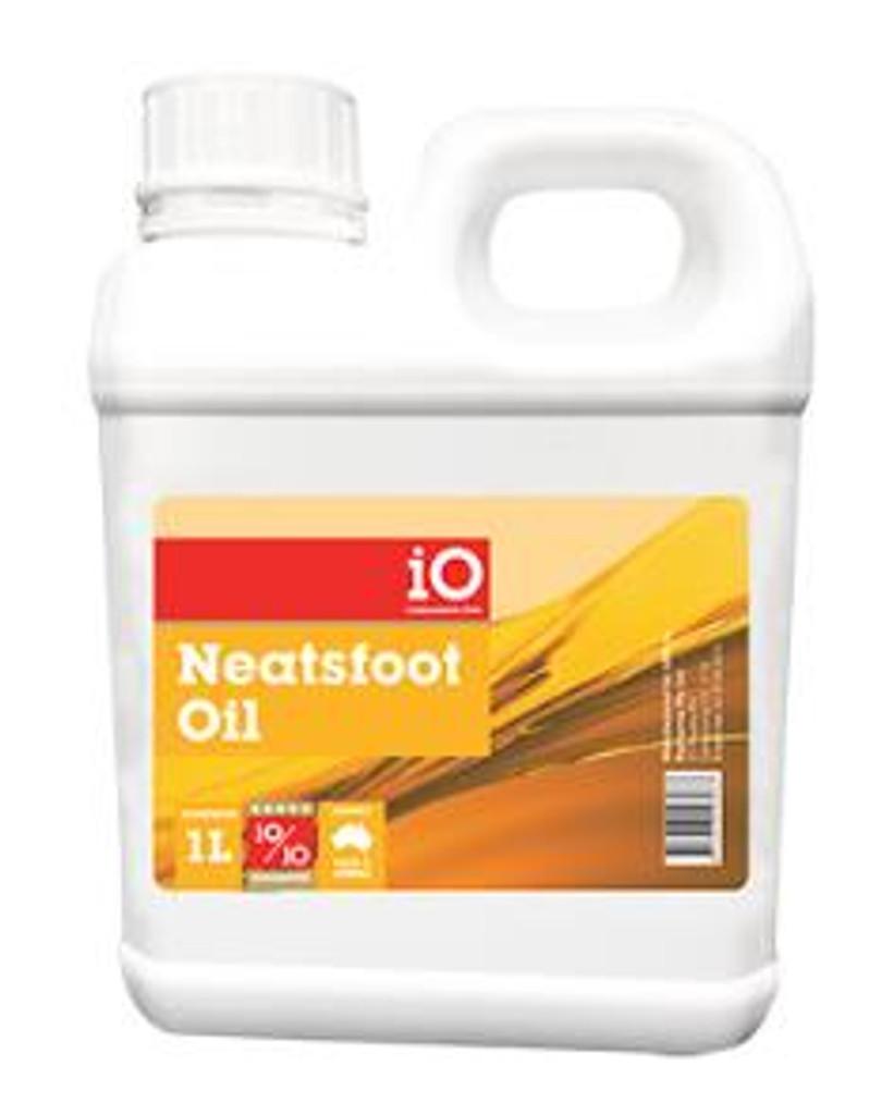 iO Neatsfoot Oil 1 Litre