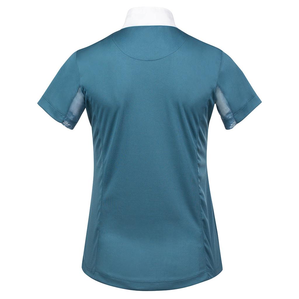 Horze Blaire Womens Short-Sleeve Functional Show Shirt