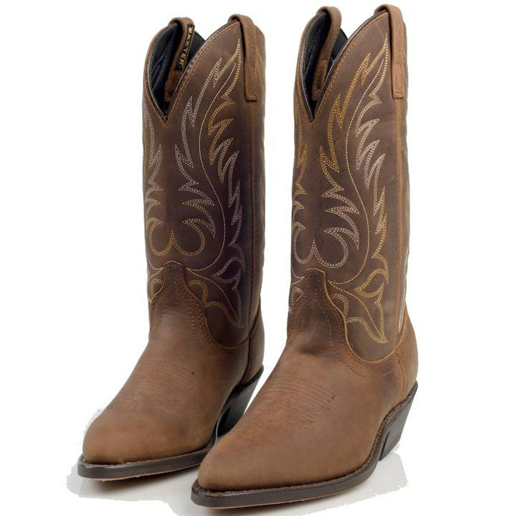 Baxter Boots Ladies Western