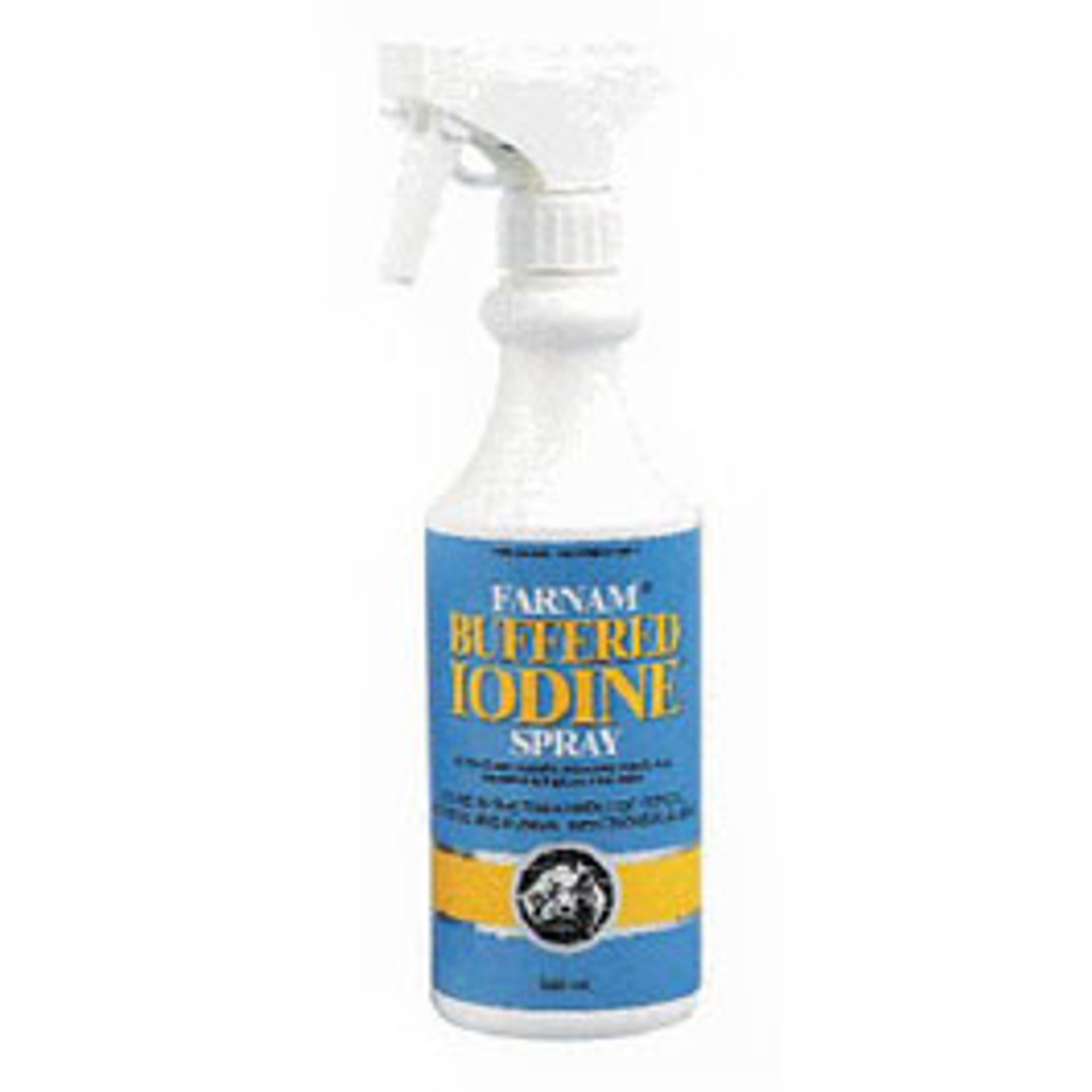 Buffered Iodine Spray 500ml