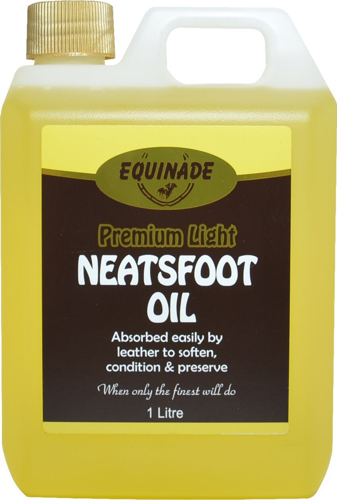 Equinade Neatsfoot Oil 1L