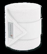 Waldhausen Esperia Polar Fleece Bandages 4PK - White