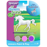 BREYER ACTIVITY UNICORN PAINT & PLAY SINGLES