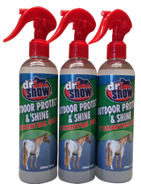 Dr Show Outdoor Protect n Shine Trigger Spray 300ml
