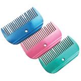 Coloured Aluminium Mane Comb