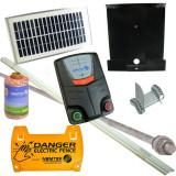 - Nemtek Pet Fence Kit - Solar incl Battery