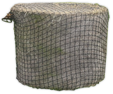 Round Bale Slow Feed Hay Net 5'x4