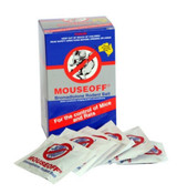 MOUSEOFF® Bromadiolone Chew-through sachets