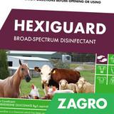 Hexiguard Broad-spectrum disinfectant