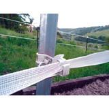Snap Stay Steel Post Insulators 25pk