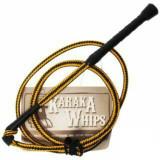 Karaka Stock Whip 5 Foot Yellow
