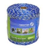Nemtek Poly Wire -Blue MIX6 400m