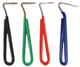Horze Basic Hoof Pick - With Coated Handle