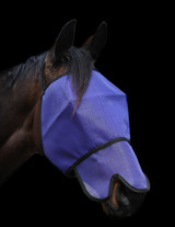 Flyveils By Design Extended Nose Fly Masks
