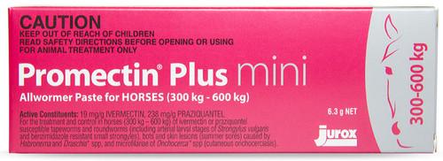 Promectin Plus MINI Allwormer - Horses