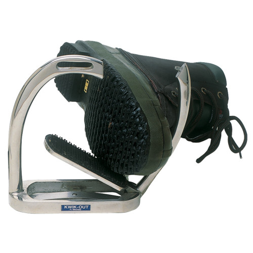 Kwik-Out Safety Stirrups