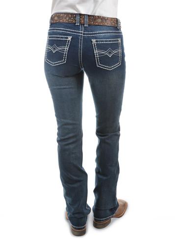 "Pure Western Dakota Relaxed Rider Jeans 36"" Leg (Size 20)"