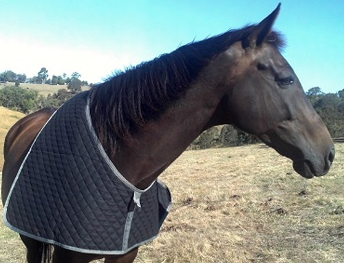 Quilted Rug Bib