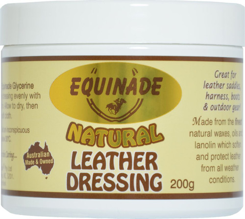 Equinade Natural Leather Dressing 200 gram