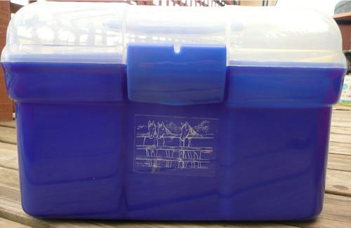 Eureka Grooming Box 8 Piece (Blue)