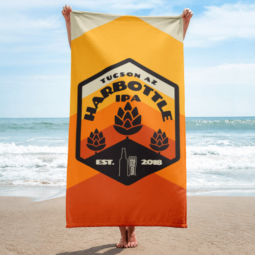 Harbottle IPA Towel