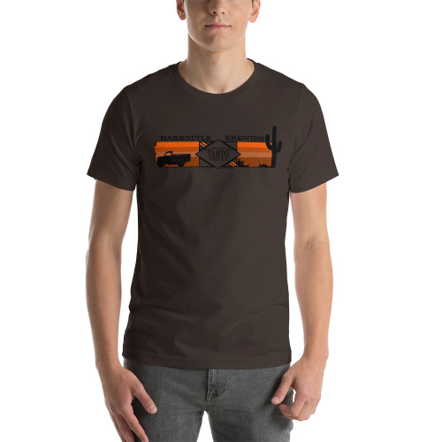 No Trabajes Tanto Short-Sleeve Unisex T-Shirt