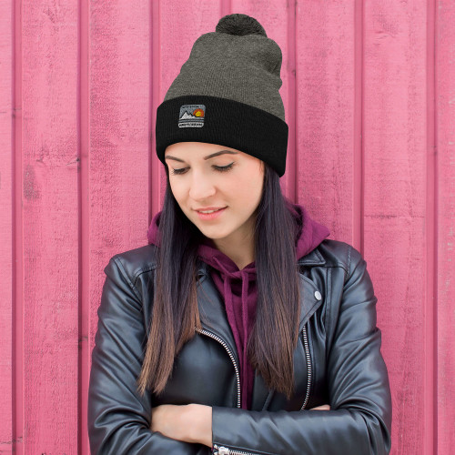 "Harbottle ""A Mountain Pom-Pom Beanie"