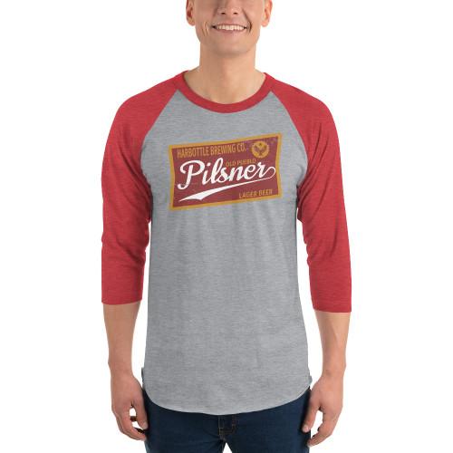 OP Pilsner 3/4 sleeve shirt