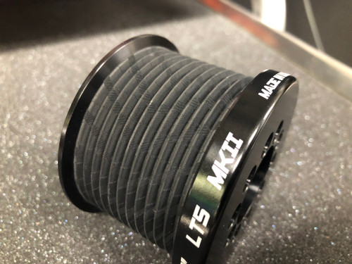 "MKII LT5-ZR1 Pulley Ø 2.85"" Black W/GripTec®  V2 (11 Rib Pulley Only)"