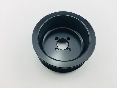 """4.00"""" 10 Rib fits 4.5L Whipple L3 Black"""