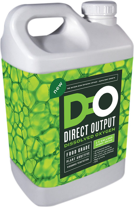 DO DIRECT OUTPUT - 2.5 GALLON