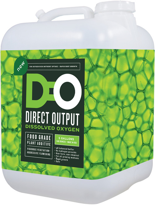 DO DIRECT OUTPUT - 5 GALLON