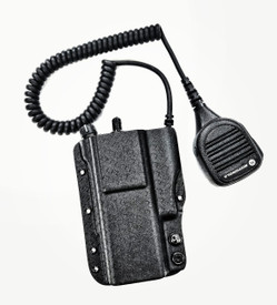Basket Weave Motorola® APX Radio Carrier (High Cut Speaker Covered) (Available for the APX 6000, 7000, 8000, and 8500 radios only)
