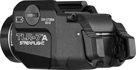 Streamlight® TLR-7 Flex (Strobe 1000 lumen, high button shown)