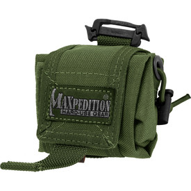 Maxpedition® Rollypoly MM Folding Dump Pouch OD Green