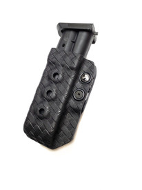 Quandary Single Magazine Carrier for the Byrna® HD Launcher Magazine Basket Weave