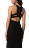 Alyce 220108 knee length dress with a open racerback
