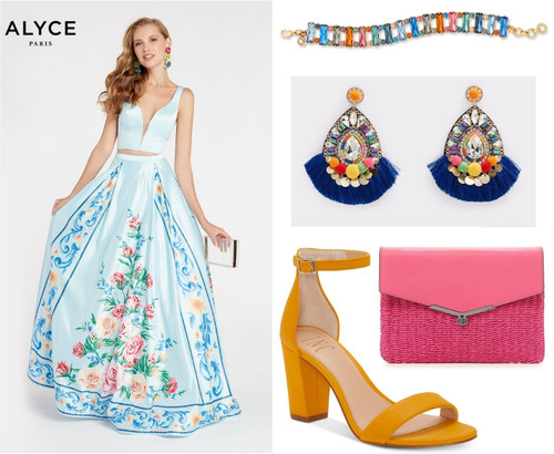 Shop The Look: Spring Florals – With Accessories To Match
